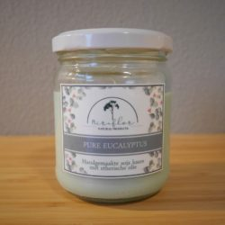 Eucalyptus kaars Miraflor Natural Products